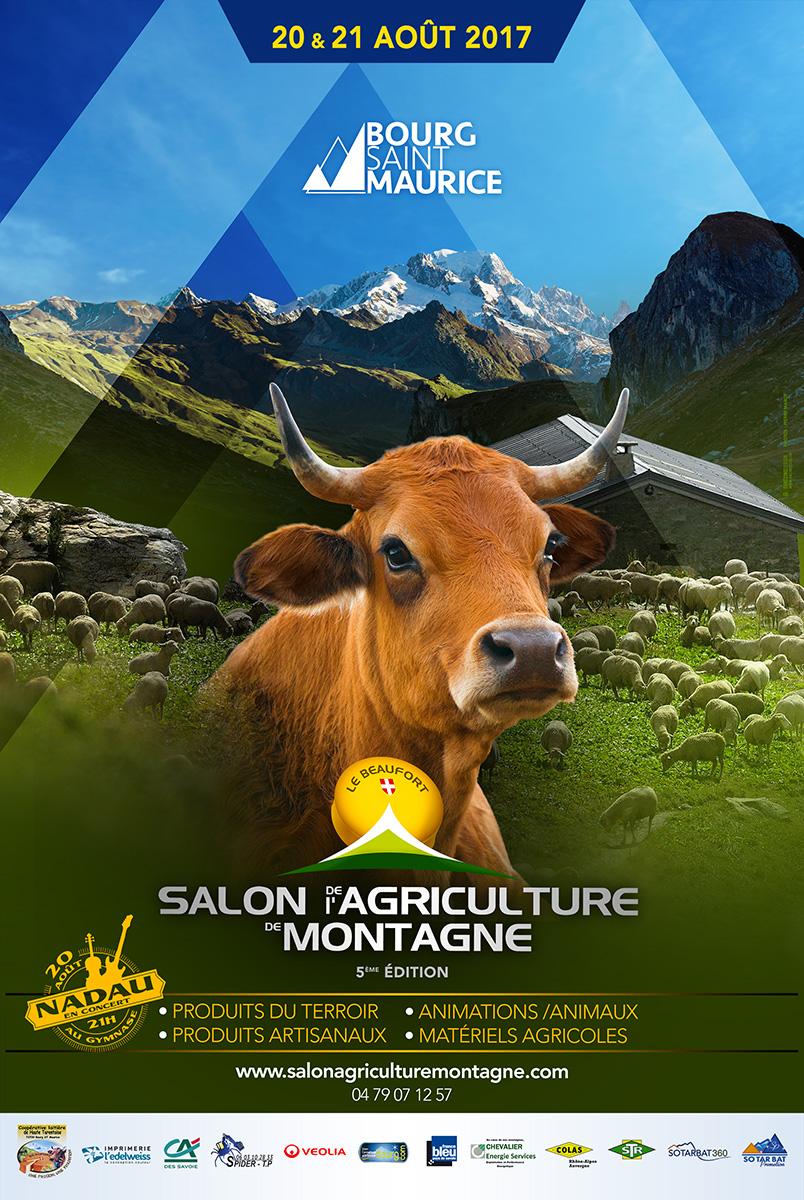 Salon de l 39 agriculture station de ski les arcs for Sortie salon de l agriculture