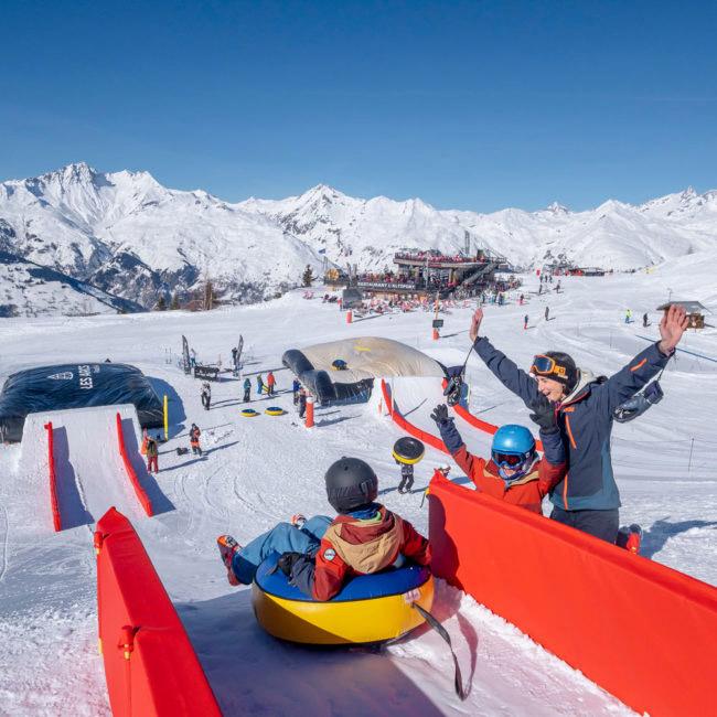 Les Arcs Snowpark