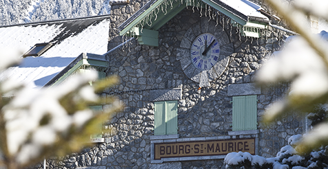Village de bourg saint maurice - Office de tourisme de bourg saint maurice ...